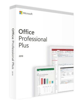 Microsoft Office 2019 Pro Plus Förpackning