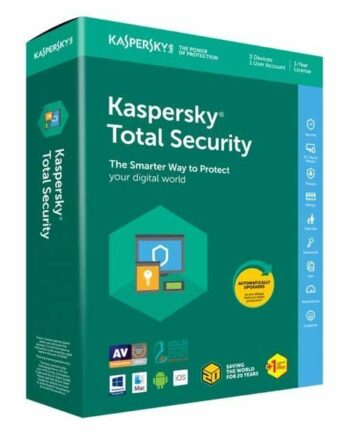 Kaspersky Total Security Omslag